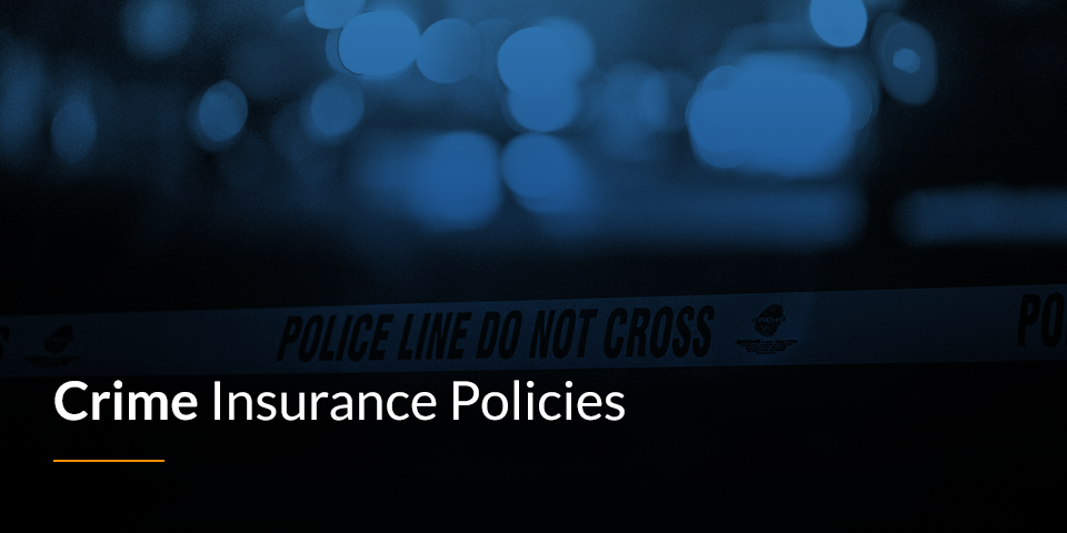 Crime Insurance Policies