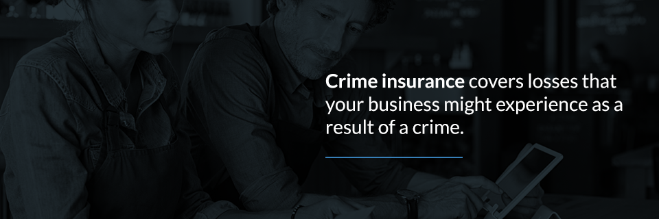 What Is Crime Insurance?
