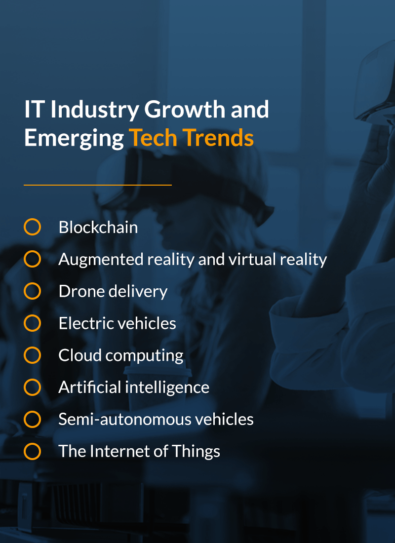 IT Industry Growth and Emerging Tech Trends