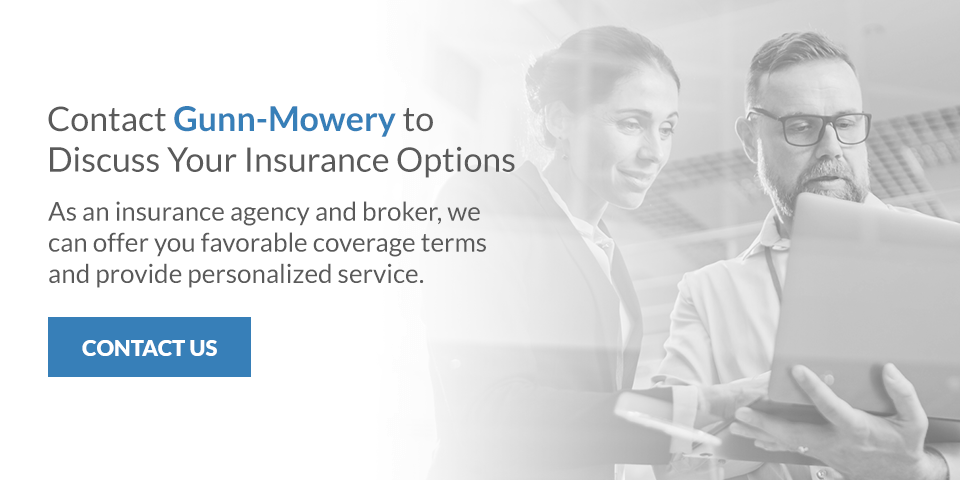 Contact Gunn-Mowery to Discuss Your Insurance Options