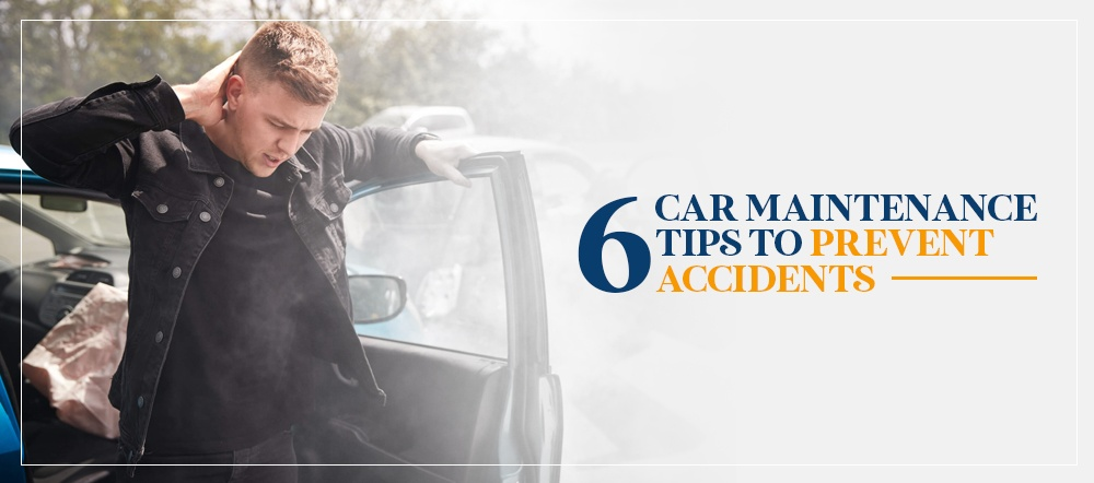 6 car maintenance tips to prevent accidents title image