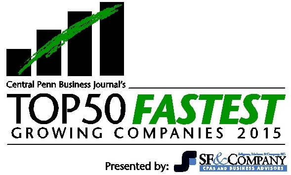 Top 50 Fastest Growing Companies 2015
